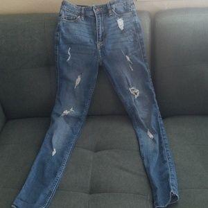 Hollister girls jeans
